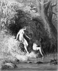 Dore Adam and Eve
